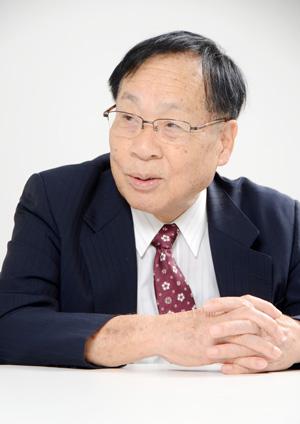 ハイパーサーミア「サーモトロンRF−8」を開発した 山本五郎氏