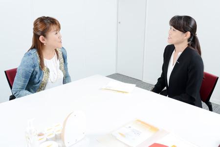 インタビューは11 月13 日(月)、太田プロダクション大会議室において行われた