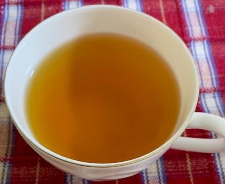 図2 メシマコブ茶