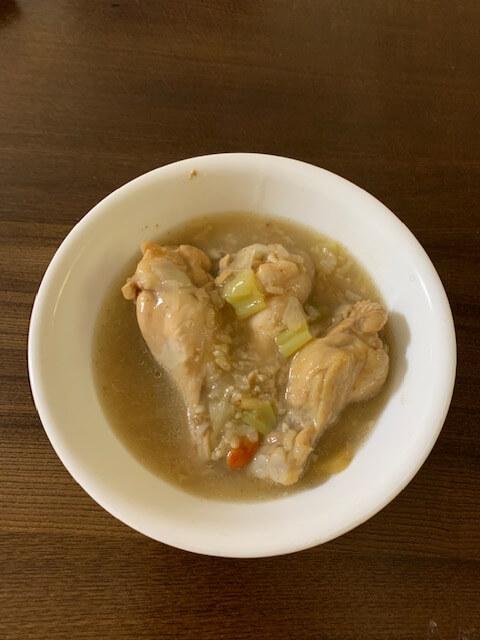 図5 参鶏湯