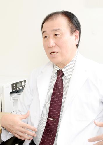 「丸山ワクチンはもともと人間の身体の免疫を高めるという、がん細胞をやっつける抗がん剤とは異なるコンセプトなのです」